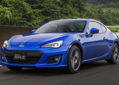 2017 Subaru BRZ  $30,000 – $33,200